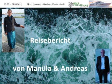 Klick auf das Foto um die die Fotoreportage von Manuela John, Gewinnering 2011 der ultimativen Luxus-Kreuzfahrt anzuschauen.