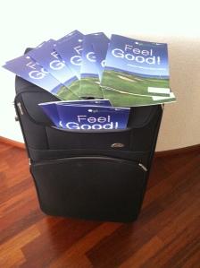 golffriend-Reisekatalog angekommen
