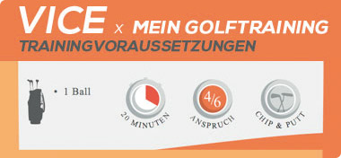 VICE GOLF Trainingstipp
