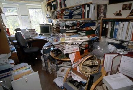 Nein, nicht mein Büro ;-)